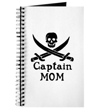 Captain Mom Journal