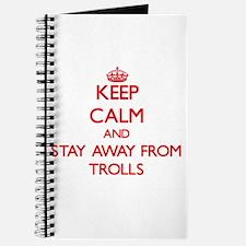 Unique Troll Journal