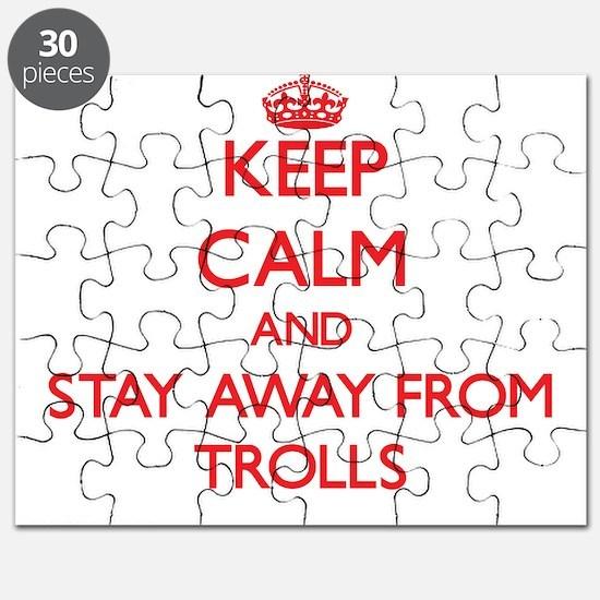 Unique Troll Puzzle