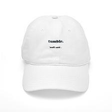 tumblr Baseball Baseball Cap
