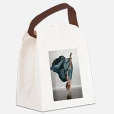 Nicole Whitesell Canvas Lunch Bag