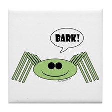 Barking Spider Tile Coaster