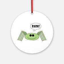 Barking Spider Ornament (Round)