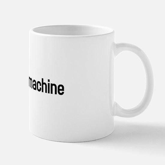 rave against the machine Mug