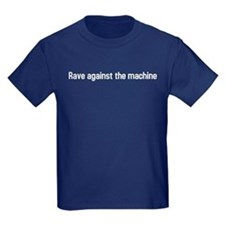 rave against the machine T