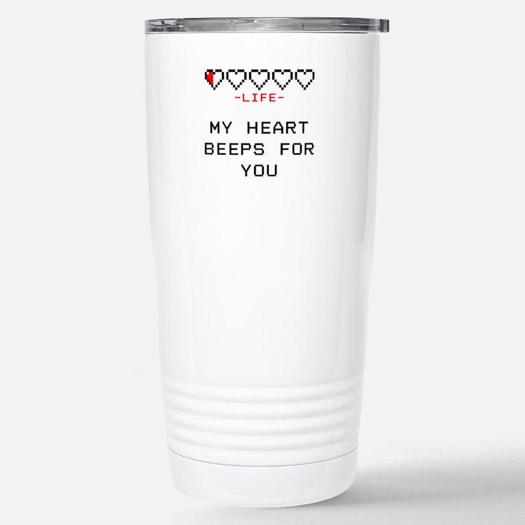 Cute Zelda link Travel Mug