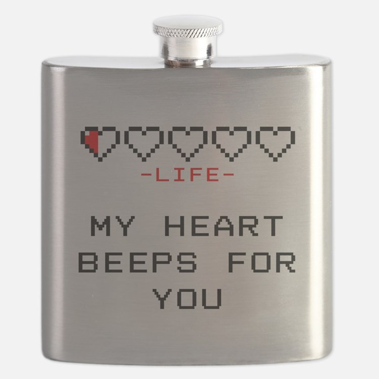 Cute Zelda Flask