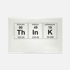 Periodic think elements Magnets