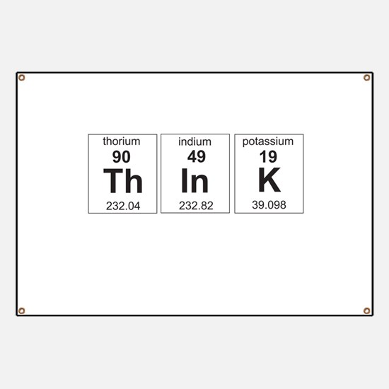 Periodic think elements Banner