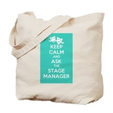 Unique Theatre stage manager Tote Bag