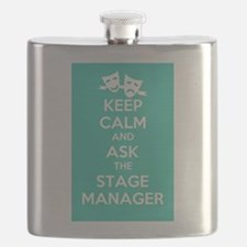 Funny Stage Flask