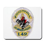L.A. Foothill Division Mousepad