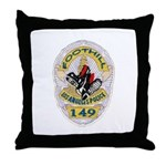 L.A. Foothill Division Throw Pillow
