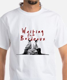 Waiting for Bordeaux T-Shirt