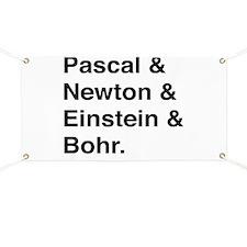 Physics icons Banner