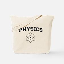 Physics atom Tote Bag