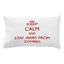 Cute Zombie carry Pillow Case