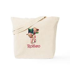 LITTLE ROMEO Tote Bag