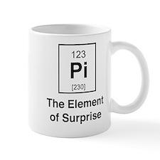 Element of surprise Mugs