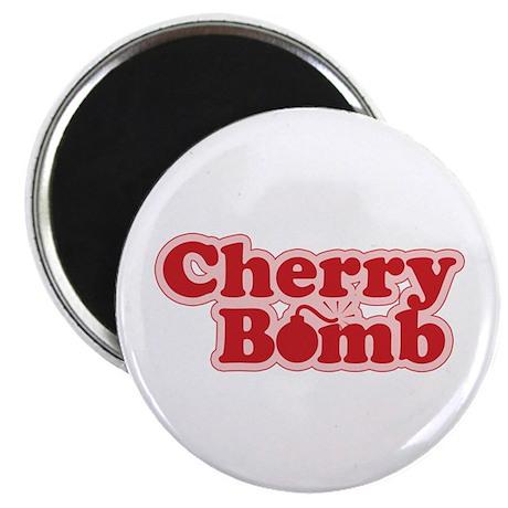 "Cherry Bomb 2.25"" Magnet (100 pack)"