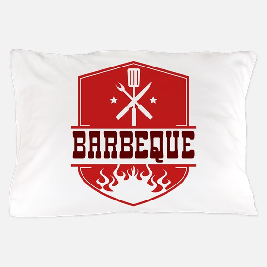 Barbeque Pillow Case