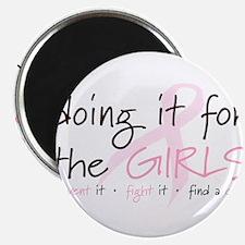 "Breast Cancer Awareness Shirt 2.25"" Magnet (10 pac"
