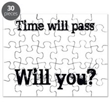 Time Will Pass... Puzzle
