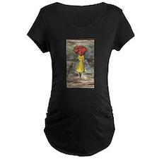 Rainy day Maternity T-Shirt