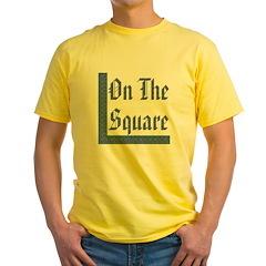 Masonic 'On The Square' T