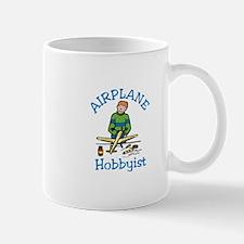 Airplane Hobbyist Mugs