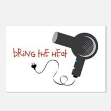 Bring The Heat Postcards (Package of 8)