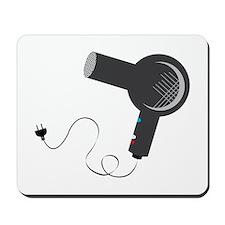 Hair Dryer Mousepad