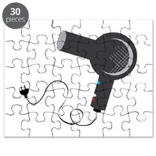 Hair Dryer Puzzle