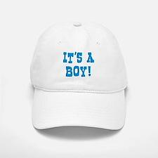 It's A Boy Baseball Baseball Cap