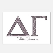 Delta Gamma Postcards (Package of 8)