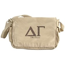 Delta Gamma Messenger Bag