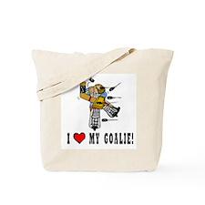 Cute Roller hockey Tote Bag