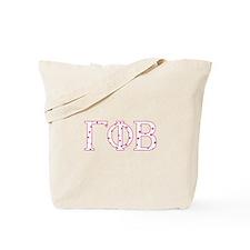 Gamma Phi Beta Tote Bag