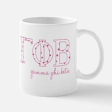 Gamma Phi Beta Mugs