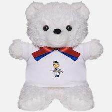 Big Shot Doctor Teddy Bear