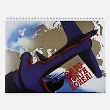 2013 Future Wars Wall Calendar