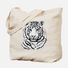Tiger Graphic Tote Bag