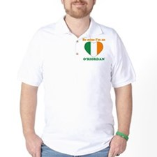 O'Riordan, Valentine's Day T-Shirt