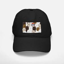 Alpaca Baseball Hat