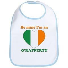 O'Rafferty, Valentine's Day Bib