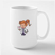 Girl Med Student Mugs