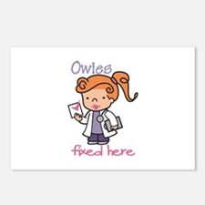 Owies Fixed Here Postcards (Package of 8)