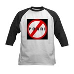 Don't Pass Gas Kids Baseball Jersey