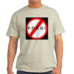 Don't Pass Gas Light T-Shirt