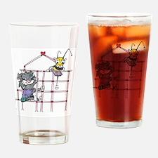 Unique Myah Drinking Glass